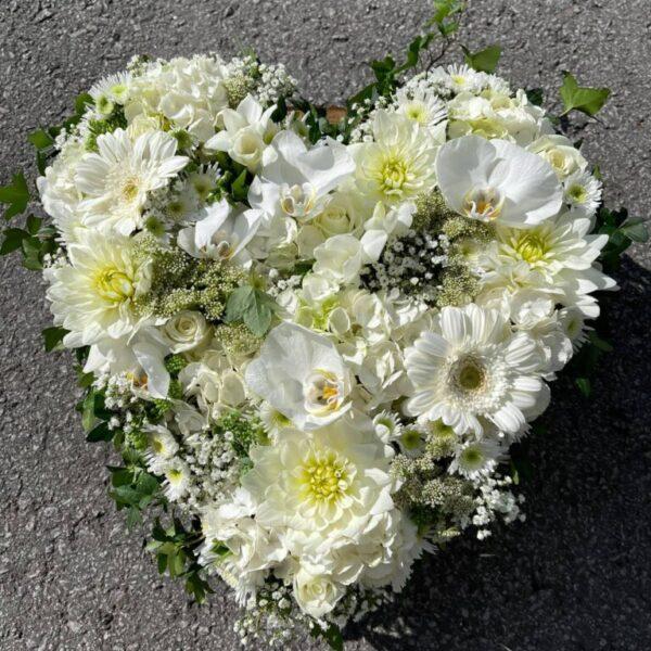 Begravningsblomma, Begravningsblommor, Begravning, Umeå, Ersboda, Teg, Holmsund, Grubbe, Haga, Röbäck